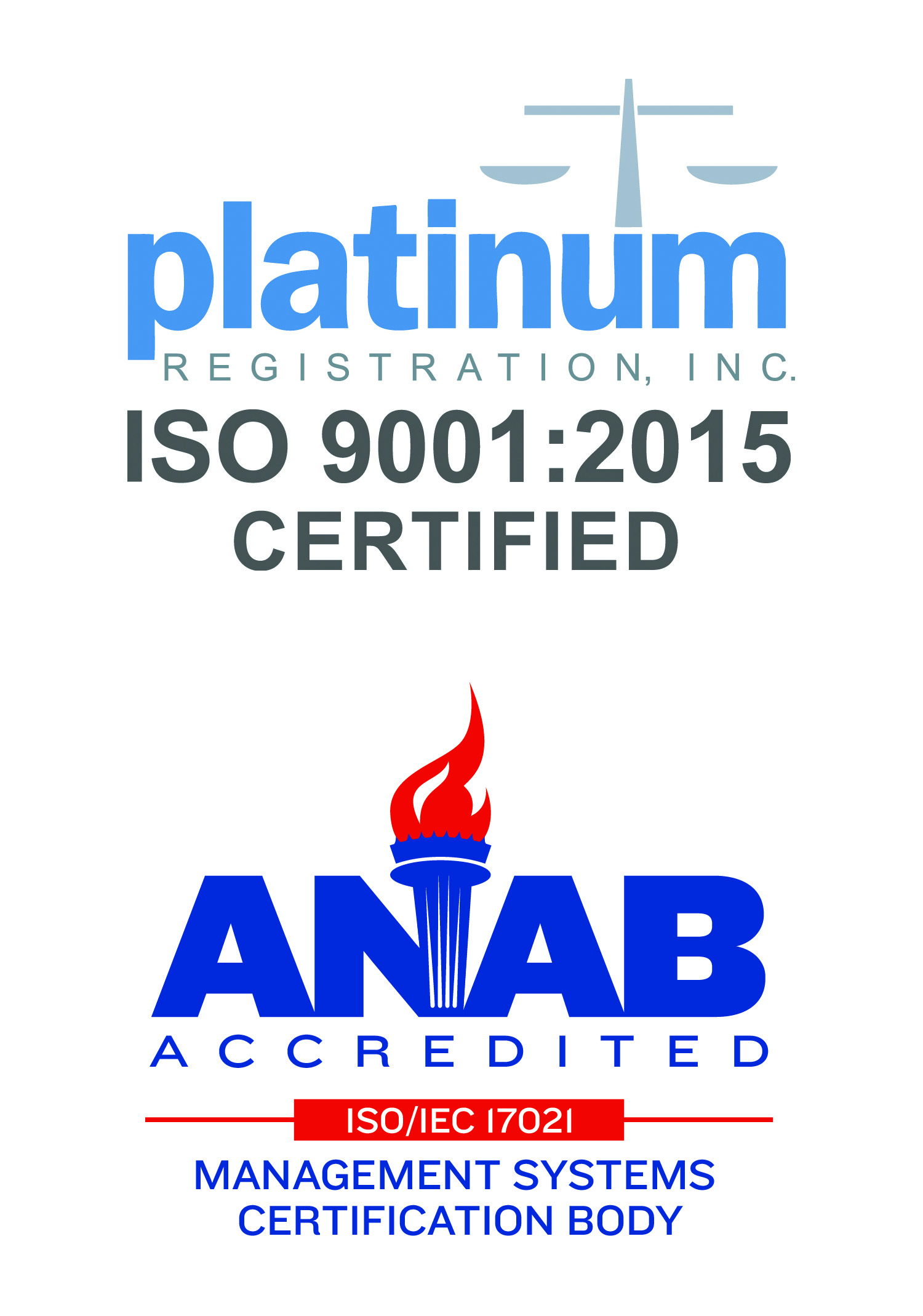 US13132893 ISO 9001:2015 Certified