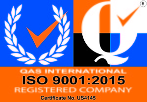 US4145 ISO 9001:2015 Certified